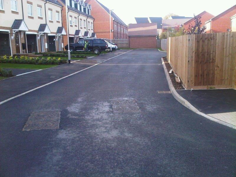 Total Surfacing Solutions home new build