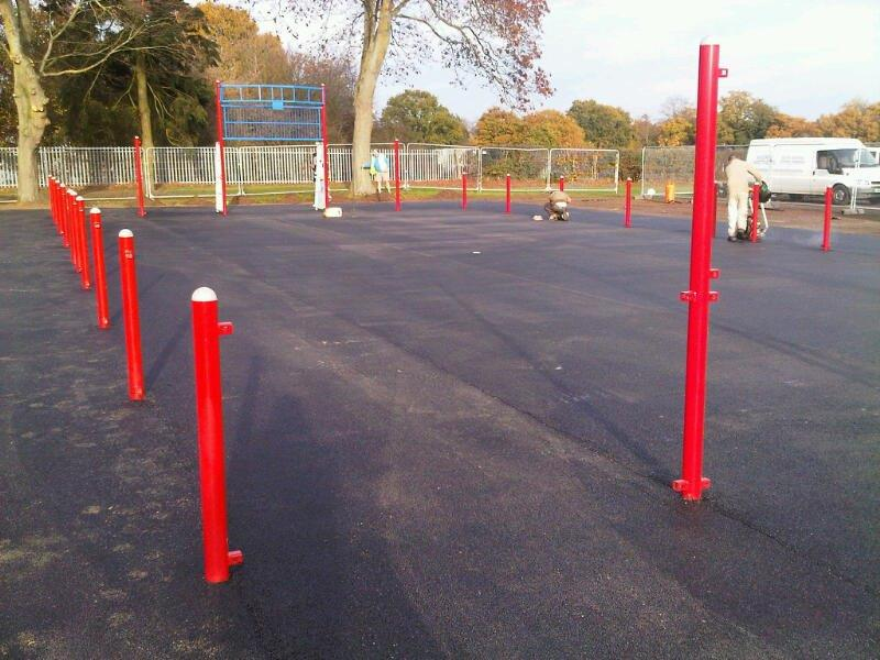 Total Surfacing Solutions kids playground