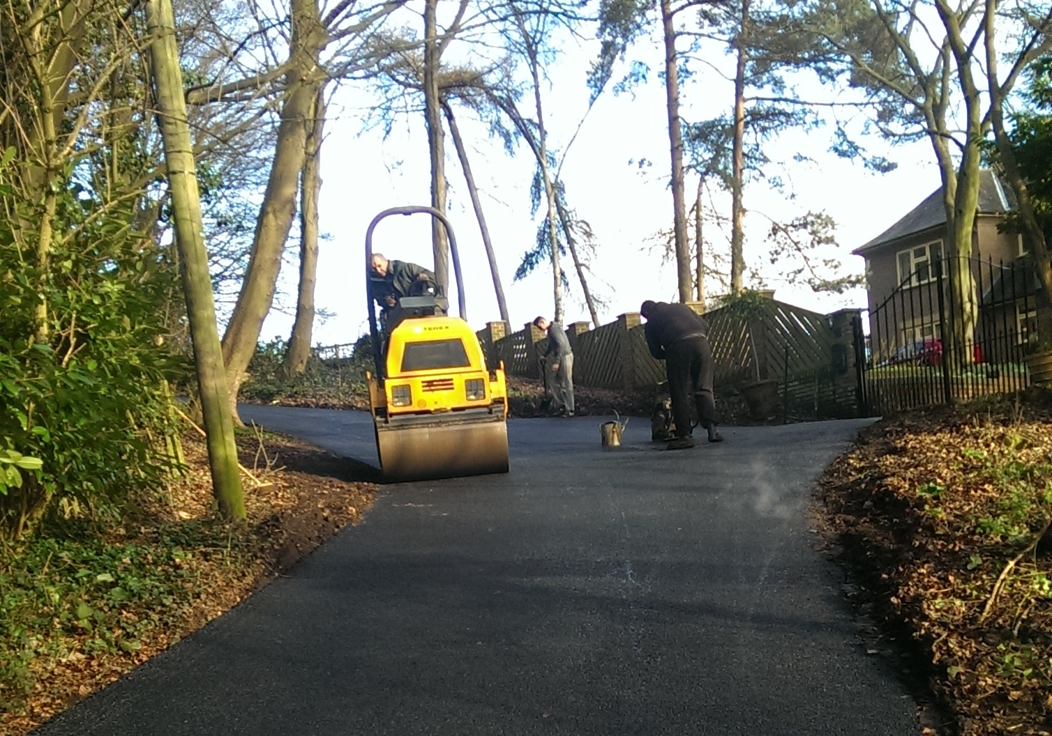 Total Surfacing Solutions driveway