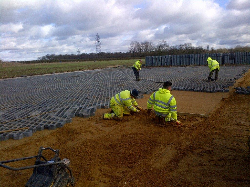 Total Surfacing Solutions lay